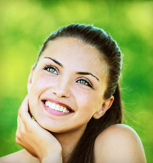 gum disease treatment with a dental laser in Gonzales LA